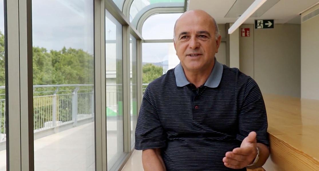 El testimonio de Josep María Pérez, luchando contra el Alzheimer desde la cabina de su camión