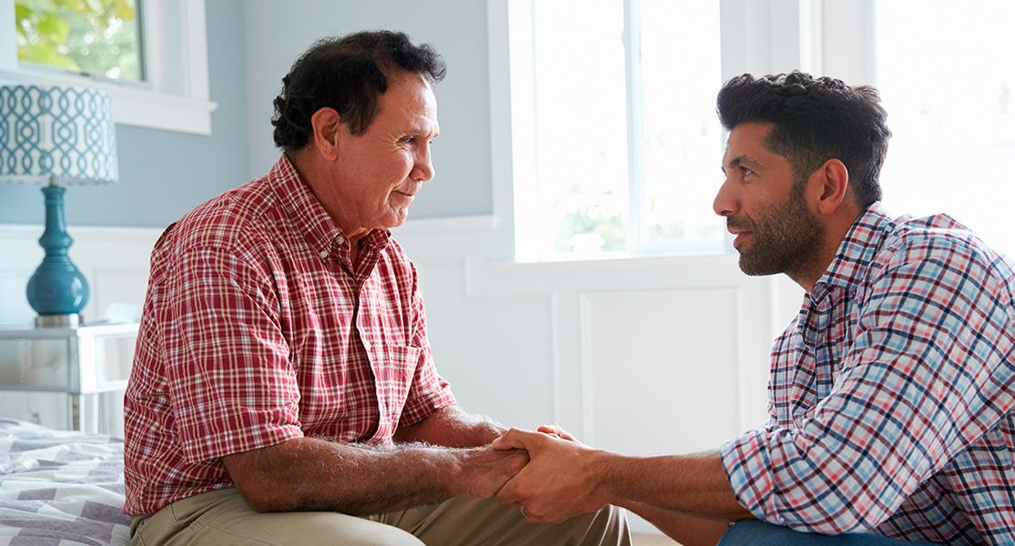Ayudar a personas con Alzheimer a comunicarse