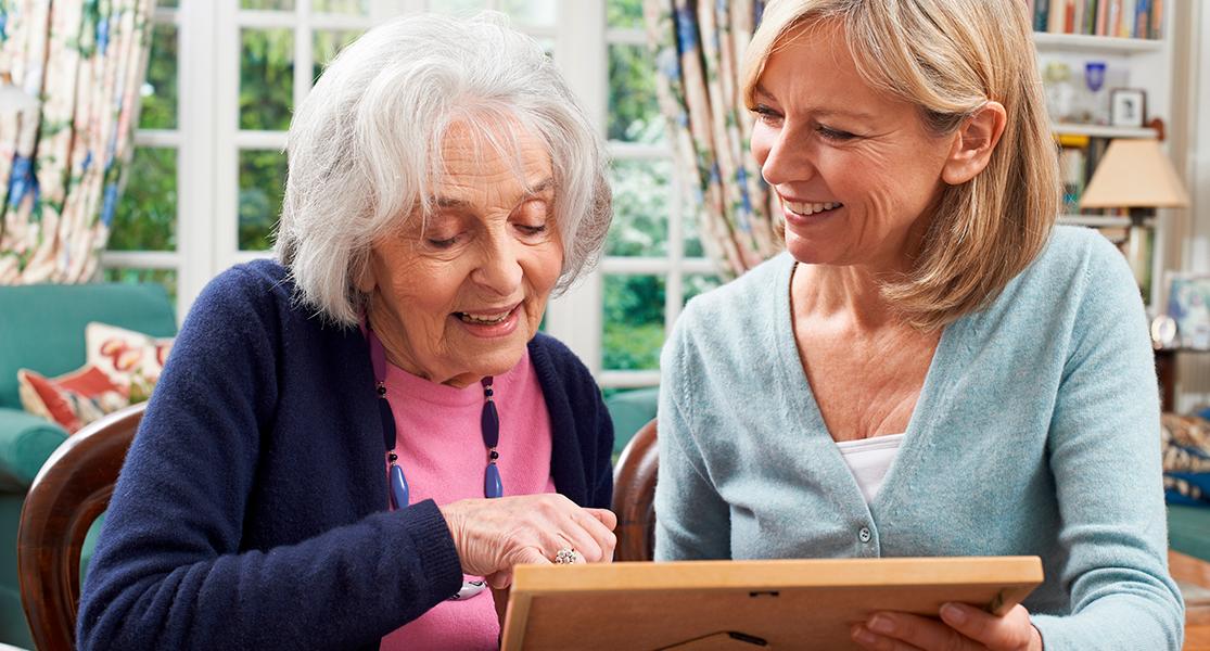 La comunicación con un enfermo de Alzheimer