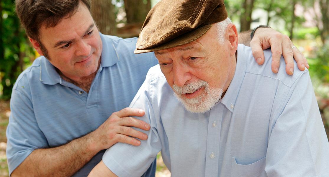 Cuidadores de personas con Alzheimer
