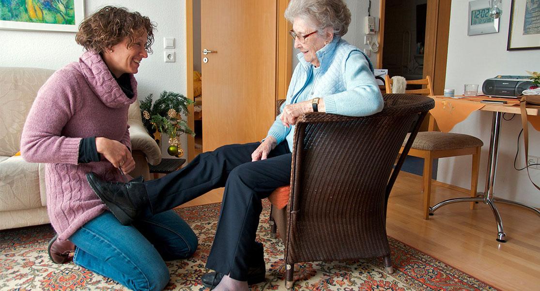 El cuidado de personas con Alzheimer en el día a día