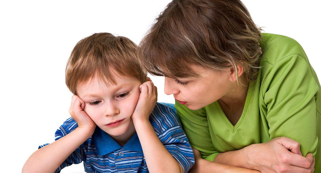 Consejos para hablar del Alzheimer a los niños.