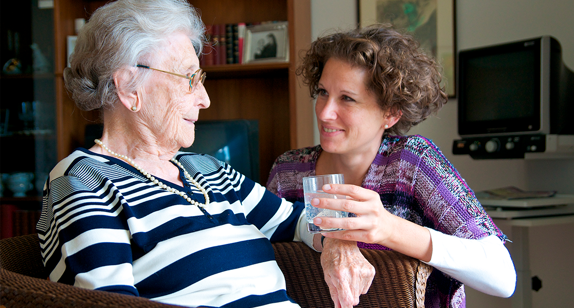 Para las personas con Alzheimer es importante seguir unas rutinas.