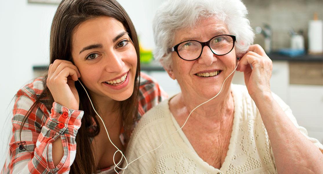 Cómo disfrutar de la música cuando se padece Alzheimer u otras demencias