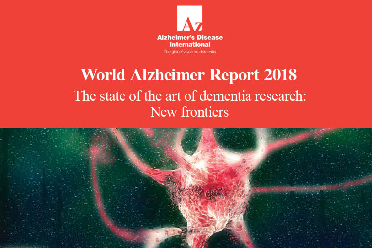 Informe Mundial Alzheimer - World Alzheimer Report 2018