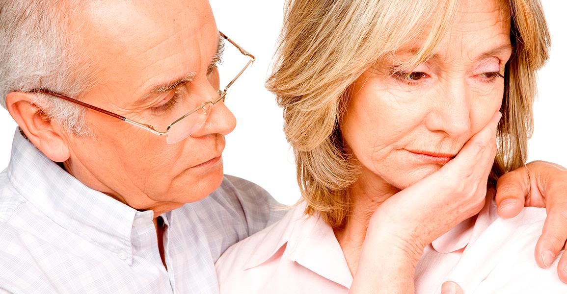 Síntomas conductuales del Alzheimer