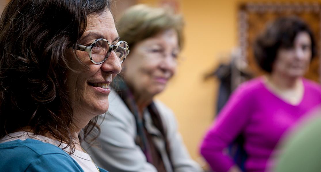Cuidar a los cuidadores de enfermos de Alzheimer
