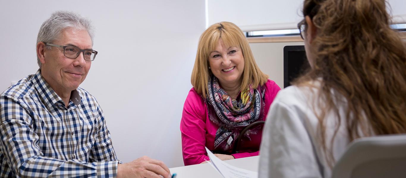 Juntos en la investigación del Alzheimer con la Fundación Pasqual Maragall
