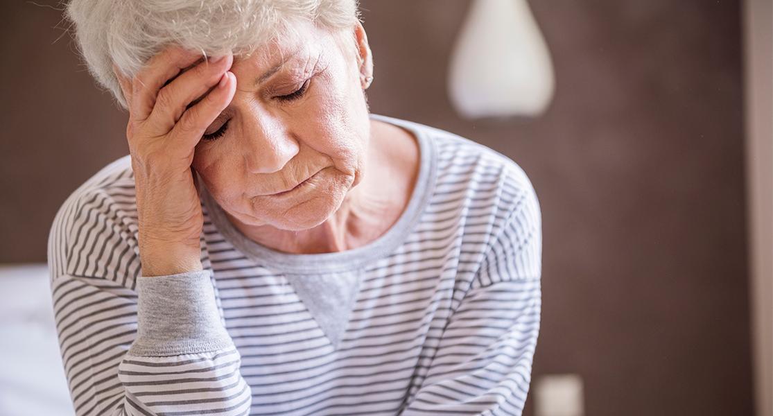 Síndrome del cuidador de un enfermo de Alzheimer