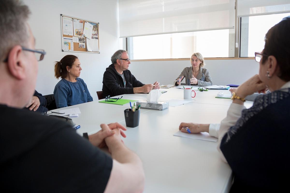 Grupos terapéuticos para cuidadores en la Fundación Pasqual Maragall