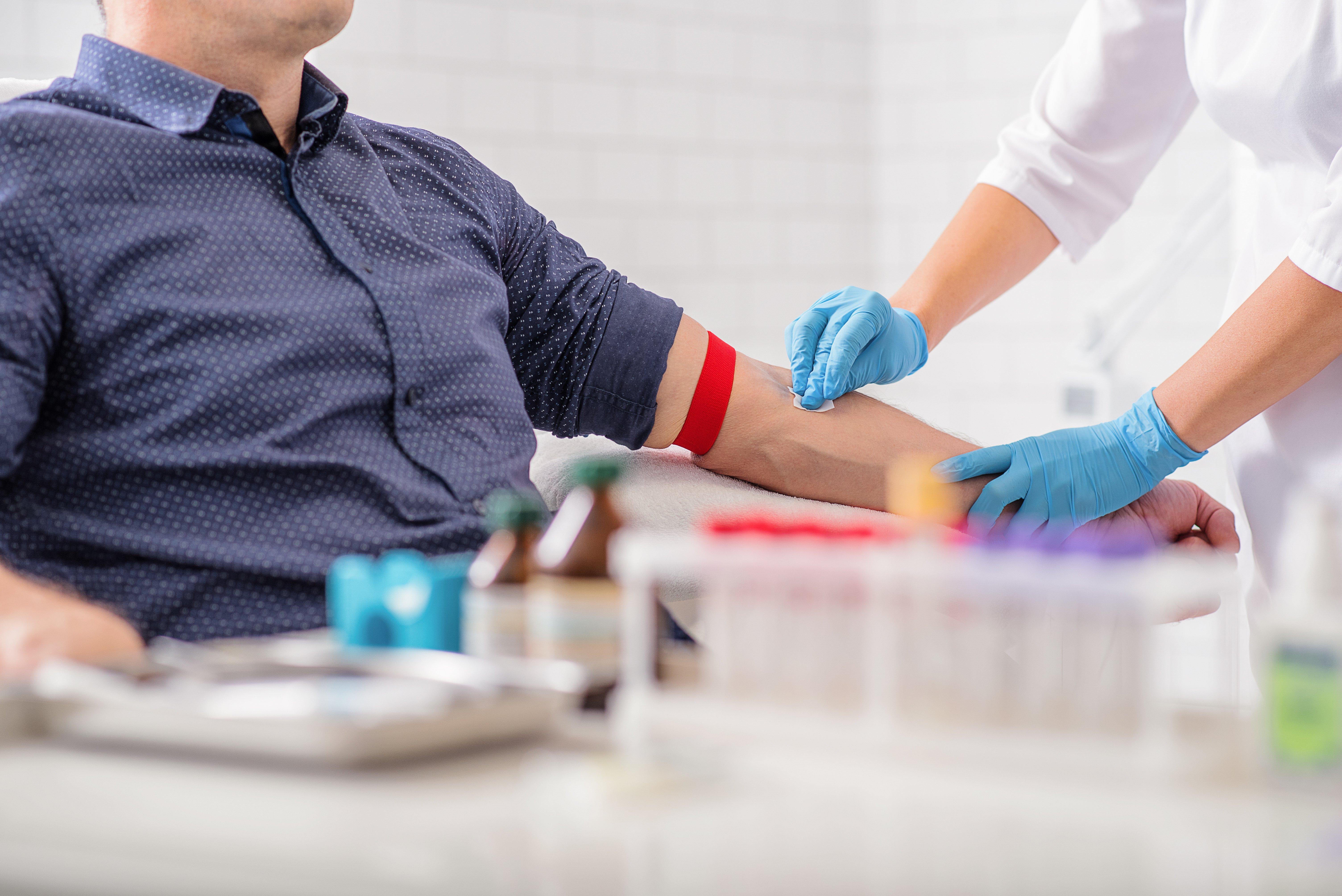análisis sangre alzheimer