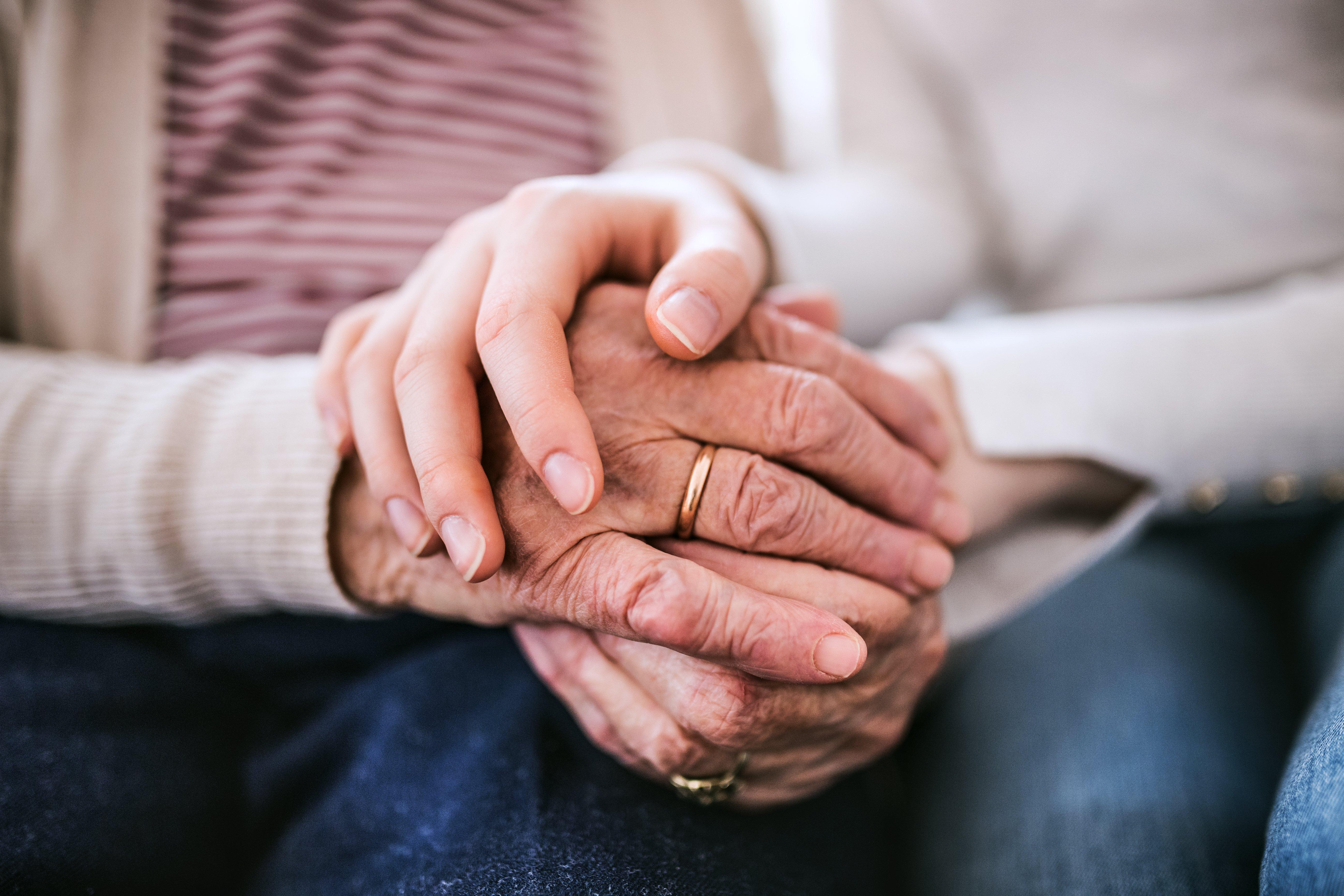 empatía persona alzheimer
