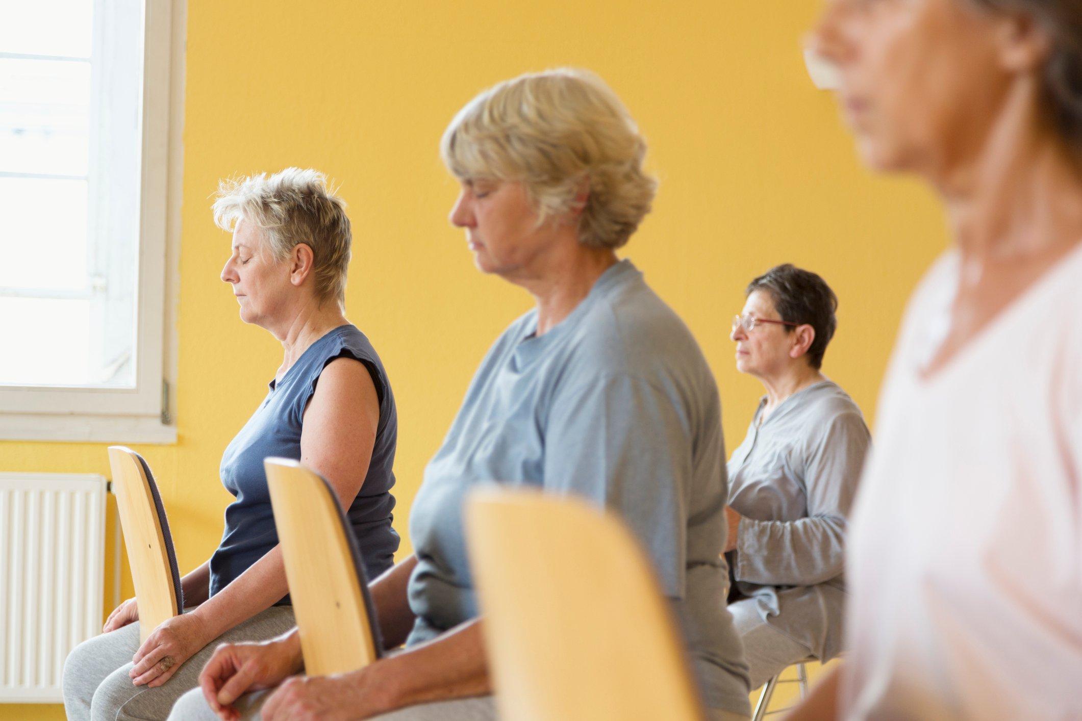 relajacion muscular alzheimer