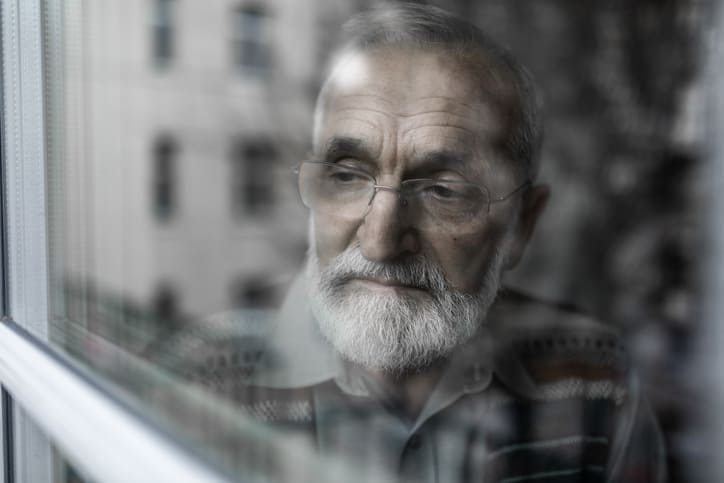 soledad como riesgo de demencia